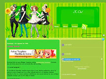 "K-On ""Plantilla de Anime para Blogger"""