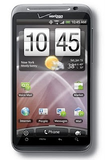 Verizon 4G HTC Thunderbolt