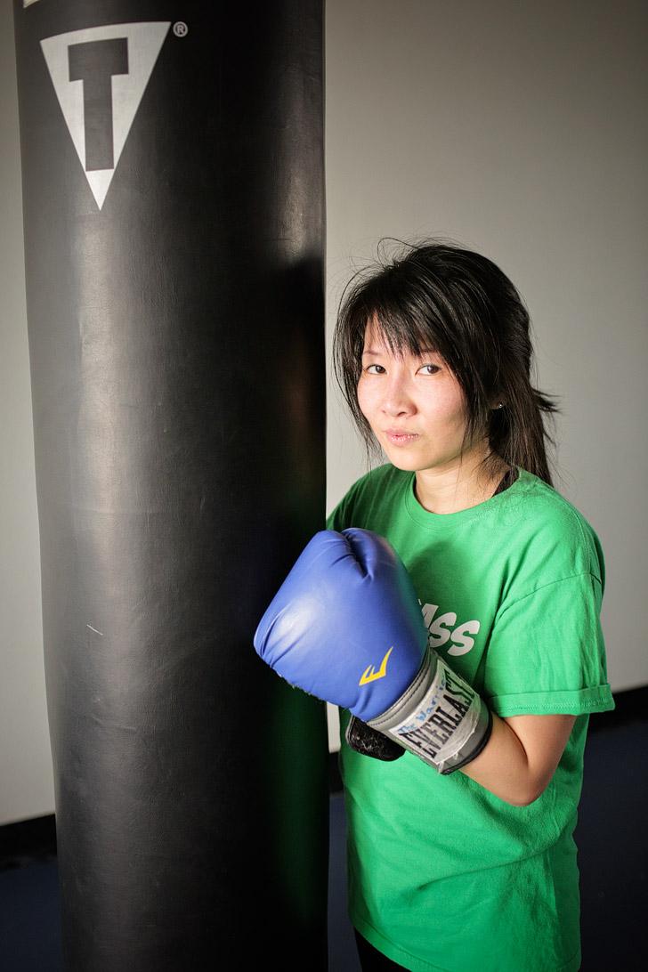 Big Cat Boxing - Sampling Las Vegas Fitness Classes with ClassPass.