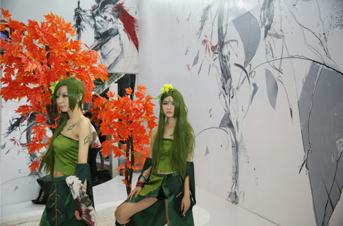Chiêm ngưỡng cosplay Guild Wars 2 tại ChinaJoy 2013 14