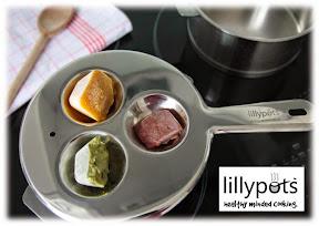 Lillypots pour décongeler et réchauffer les purées de bébé