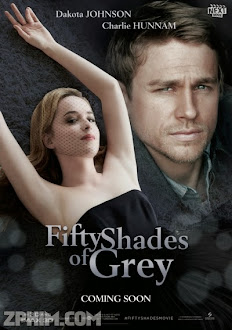 50 Sắc Thái - Fifty Shades of Grey (2015) Poster