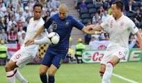 Video goles Francia Inglaterra [1 - 1] Eurocopa 2012