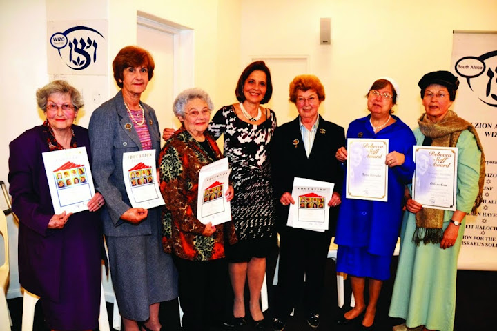 Honouring decades of service