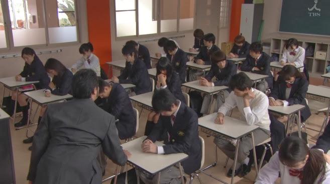 Yankee-kun to Megane-chan class
