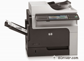 download driver HP LaserJet M4555 MFP 19.5