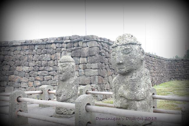 The guardians of Jeju island