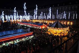 El encendido de las luces convierte a Madrid en la capital de la Navidad 2013-2014