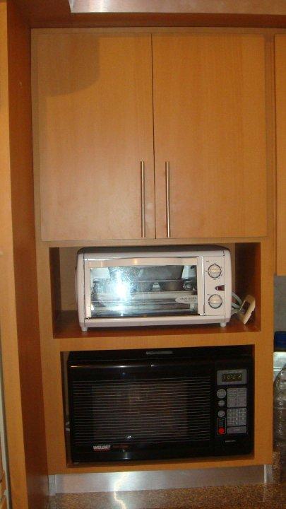 Inversiones gramiel m j c a mueble para horno y Mueble para horno