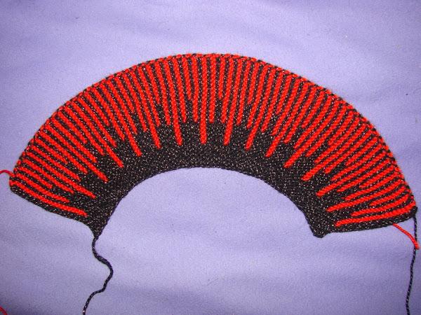 Provocare tricotat nr. 1 - Şosete, botoşei, jambiere. - Pagina 4 Papuc2