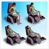"""Кресло для массажа ног """"Растяни удовольствие"""""""