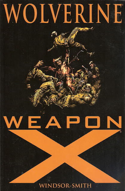 Weapon X cover