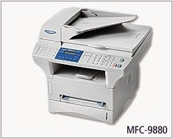 Download Brother MFC-9880 printer's software, know ways to add