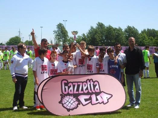 Gazzetta Cup 2013: tappa cittadina a Padova