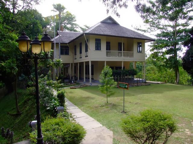 Agnes-Keith's-House