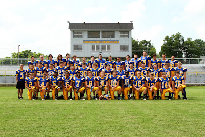 Sweetwater Football Shswildcats