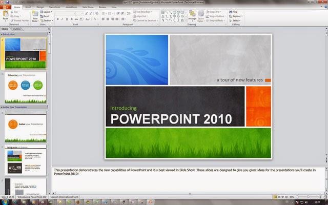 cách tạo hiệu ứng trong powerpoint 2010