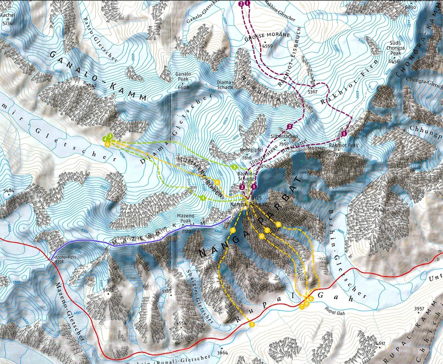 Mazeno Ridge Mazeno