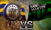 Rosario central San martin vivo online