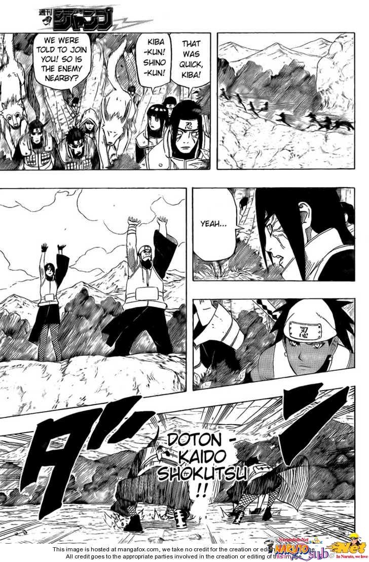 tz 7, Naruto chapter 521    NarutoSub