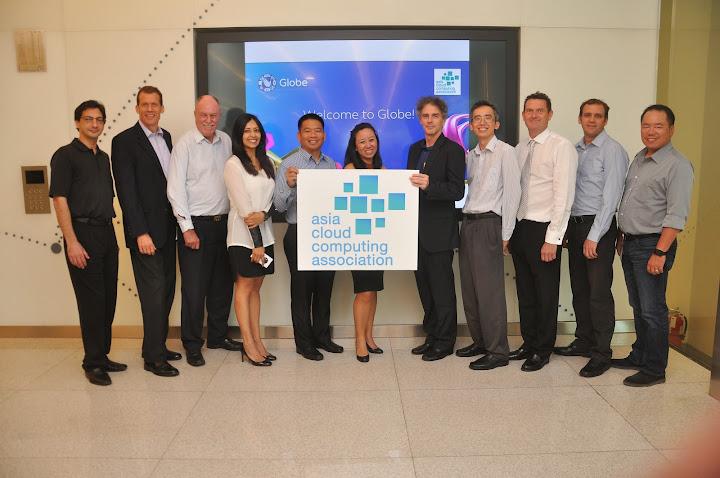 Globe hosts Asian cloud computing confab