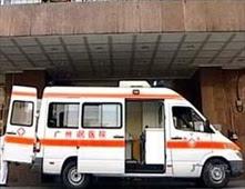 أمريكي يسرق سيارة إسعاف ليعود إلى منزله