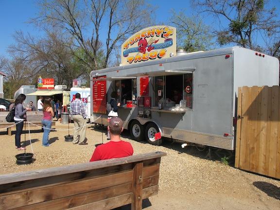 Art Lobster Food Truck Austin Edition
