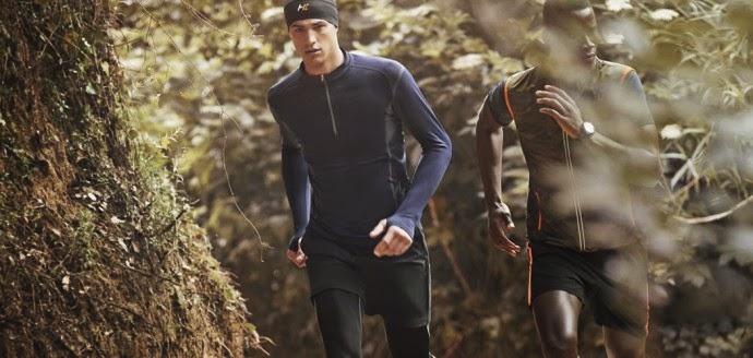 H.E. Performance: la nueva línea sportswear masculina de Mango