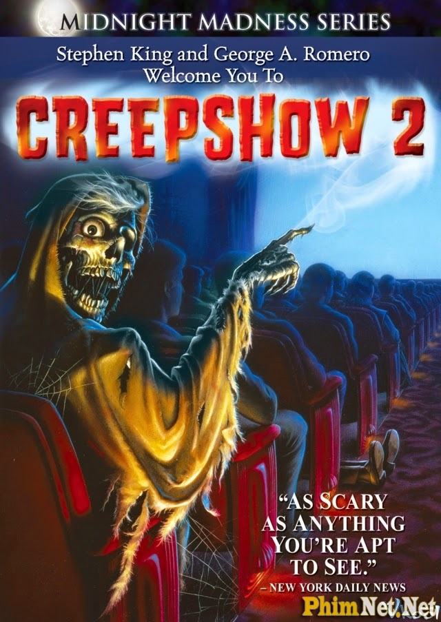 Phim Chương Trình Quái Dị 2 - Creepshow 2