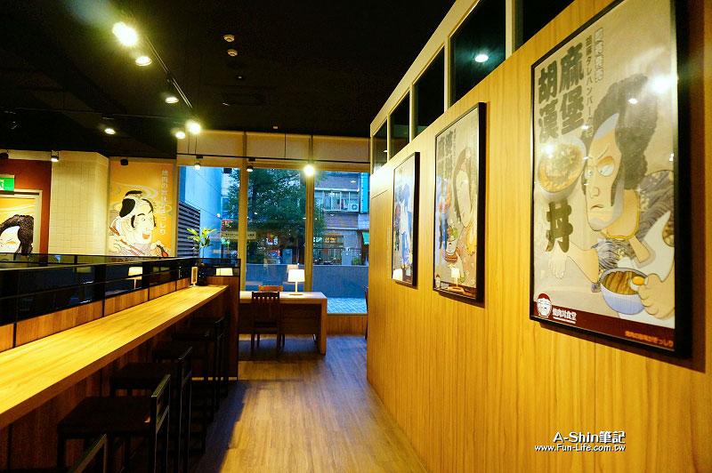 台中日式丼飯,逢甲滿燒肉丼食堂-3