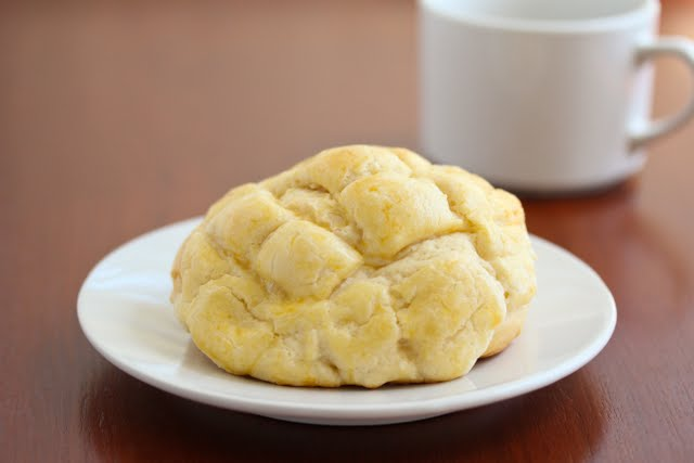 Pineapple Buns (bo luo bao) Guest Post