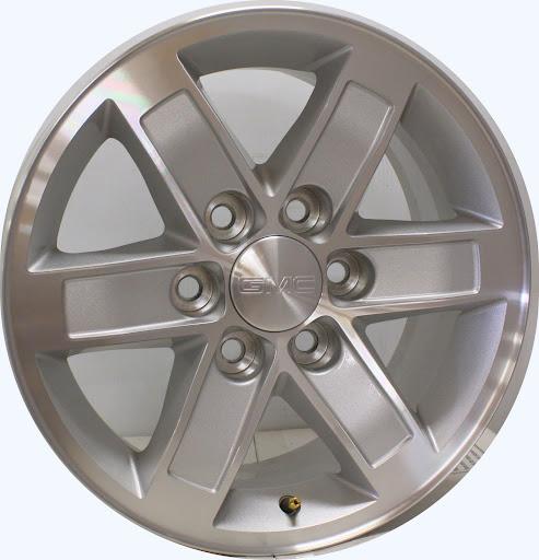 Find New 2000-2014 GMC Sierra Yukon Savanna OEM GM 17 Inch