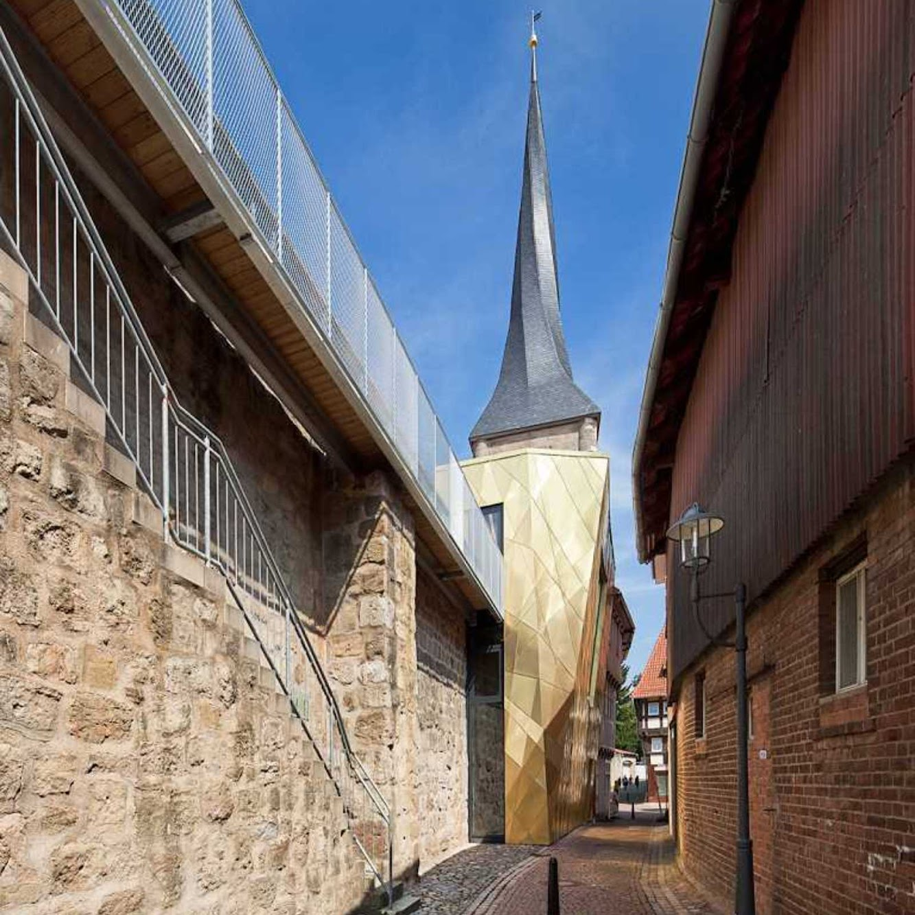 Duderstadt, Germania: Museum of Historical Markmenship by GnÄDinger Architekten