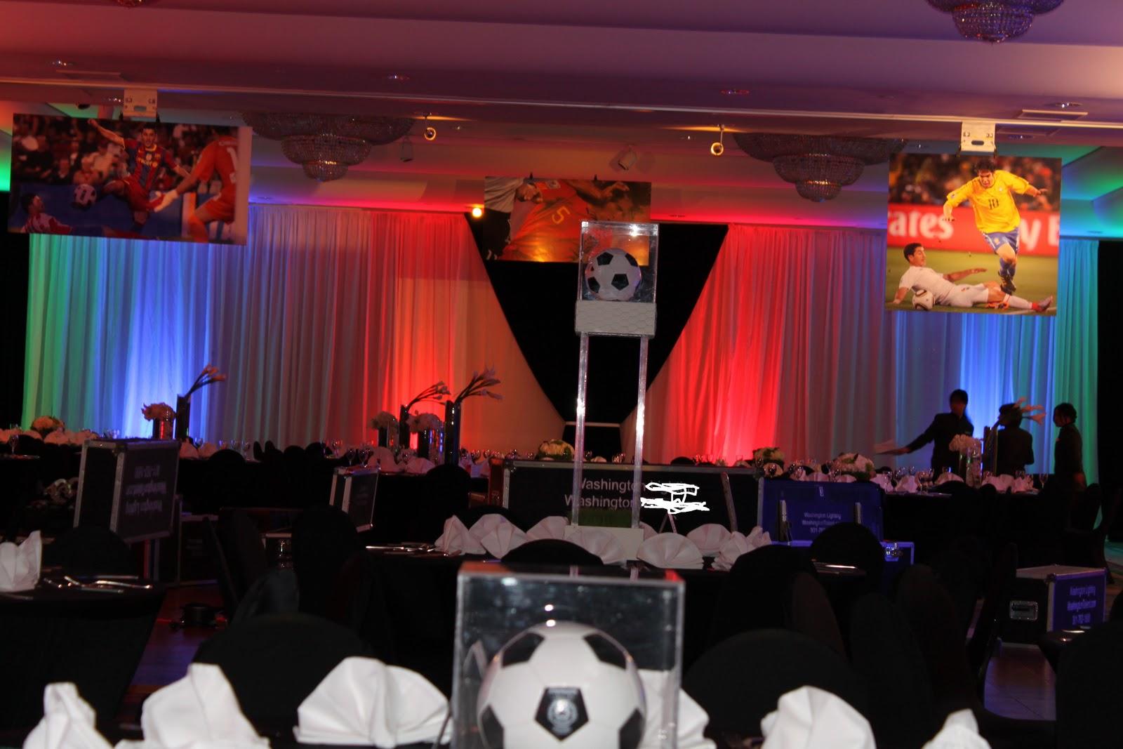 Soccer Themed Wedding Ideas: Weddings Florist Washington Dc