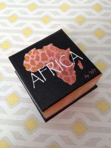 Africa bronzer