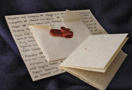 Carta de amor para mi esposa