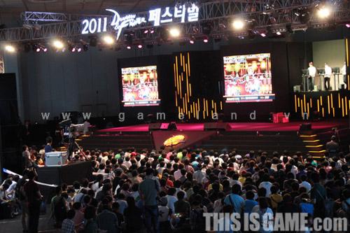 Toàn cảnh lễ hội Dungeon & Fighter Festival 2011 3