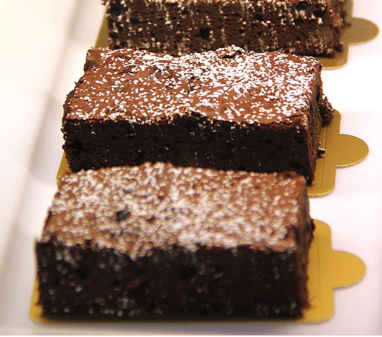 JAGOTA Blog: Recipes of the day l Chocolate Mascarpone Brownie