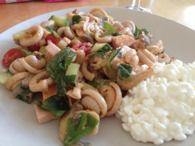 mat med lite kalorier recept