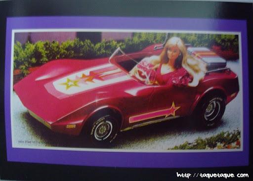 mi Babie Favorita 1977 - Barbie Superstar: Barbie Superstar en su Corbette original
