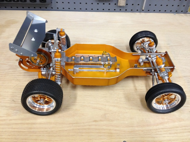 Vintage Rc10 Associated Parts - Ass-5260