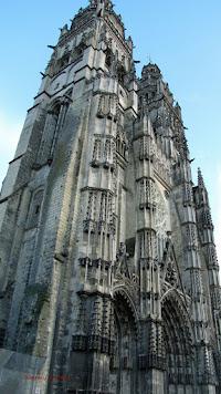 Tours Catedrala Saint-Gatien VALEA LOAREI FRANTA