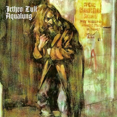 Jethro Tull ~ 1971 ~ Aqualung