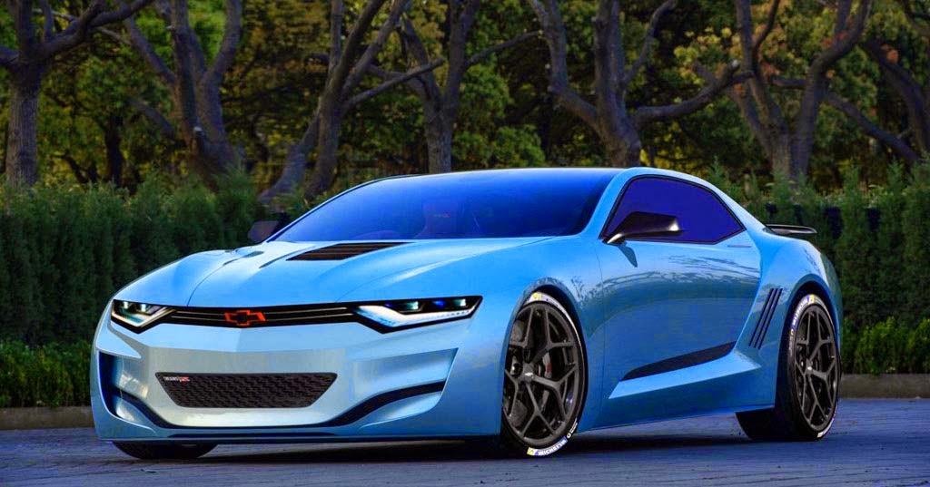2016 Chevy Camaro EXTERIOR DESIGN