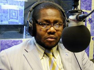 Jean-Chrysostome Vahamwiti, ministre de l'Agriculture et du développement rural. Photo Monusco/Tony Ntumba