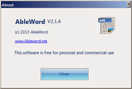AbleWord Free PDF Editor   Download
