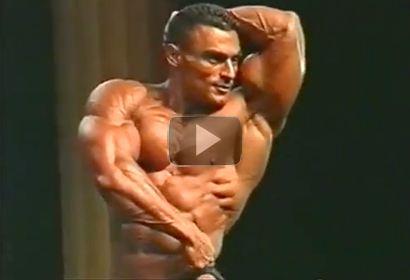 Mr. Olympia 1998 - Ahmed Haidar