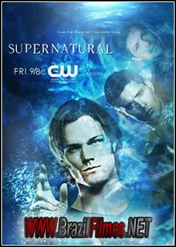 Download Supernatural 7ª Temporada Completa HDTV AVI RMVB 720p Legendado