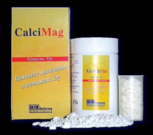 კალციმაგი / CalciMag