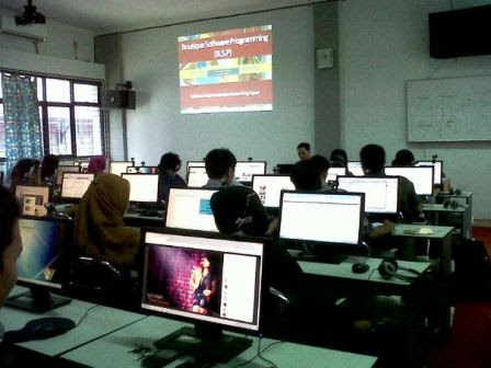"Pelatihan Software ""AULIA SOFTWARE"" PAK KOPSYAH"